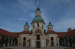 IMGP7719 (hlavaty85) Tags: praha prague bílá hora klášter monastery church kostel marie mary