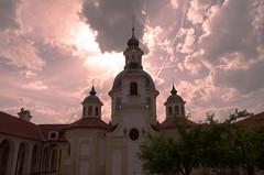 IMGP7748 (hlavaty85) Tags: praha prague bílá hora klášter monastery church kostel marie mary
