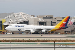Air Pacific DQ-FJK (320-ROC) Tags: airpacific dqfjk boeing747 boeing747400 boeing747412 boeing 747 747400 747412 b744 klax lax losangelesinternationalairport losangelesairport losangeles