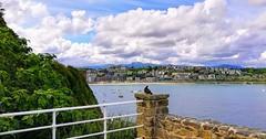 Nubes y claros en Donostia. Urgull. (eitb.eus) Tags: eitbcom 32961 g150872 tiemponaturaleza tiempon2019 monte gipuzkoa donostiasansebastian jonhernandezutrera