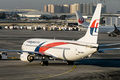 Malaysia Airlines - Boeing 737-8H6(WL) / 9M-MLT @ Manila (Miguel Cenon) Tags: boeing boeing737 boeing738 b737 mas mas737 rpll airplane airplanespotting apegroup appgroup airport ppsg planespotting philippines manila nikon naia d3300 logojet b738 wings fly flying narrowbody sky aircraft aviation building cockpit jet wing window wheel winglet plane twinengine 9mmlt