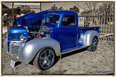 Dodge Fargo (1942) (Johann (Still Me!)) Tags: dodge fargo dodgefargo1942 htt happytruckthursday makemesmile johanndejager ef35mmf2isusm canoneos5dmarkiv classic classiccars carart carshow vintage
