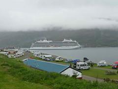 Shipping - Viking Cruises [Viking Sun] 190519 Ullapool 8 (maljoe) Tags: ship ships shipping vikingsun vikingcruises ullapool scotland