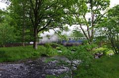 IMGP0553 (Steve Guess) Tags: dalegarth re steam railway narrow gauge 15inch train cumbria england gb uk ravenglass eskdale riverirt engine loco locomotive laal ratty