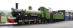 IMGP0549 (Steve Guess) Tags: dalegarth re steam railway narrow gauge 15inch train cumbria england gb uk ravenglass eskdale riverirt engine loco locomotive laal ratty