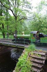 IMGP0544 (Steve Guess) Tags: dalegarth re steam railway narrow gauge 15inch train cumbria england gb uk ravenglass eskdale riverirt engine loco locomotive bridge river esk laal ratty