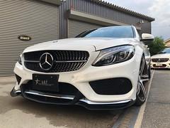 Mercedes-Benz S205 s.d.f Aero kit (s.d.f-Japan) Tags: vehiclemercedesbenz cclass s205 aero sdf front lip spoiler rear diffuser wheel x rays collaboration 20inch
