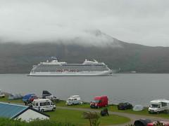Shipping - Viking Cruises [Viking Sun] 190519 Ullapool 11 (maljoe) Tags: ship ships shipping vikingsun vikingcruises ullapool scotland