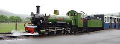 IMGP0548 (Steve Guess) Tags: dalegarth re steam railway narrow gauge 15inch train cumbria england gb uk ravenglass eskdale riverirt engine loco locomotive laal ratty