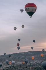 DSCF8033 (KirillSokolov) Tags: yellow kappadokia fujifilm fujifilmru xtrance mirrorless xt2 travel trip goreme turkey турция гореме путешествия фуджи беззеркалка воздушныйшар balloons sky landscape sunrise рассвет пейзаж