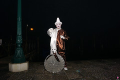 QUINTESSENZA VENEZIANA 2019 858 (aittouarsalain) Tags: venise venezia carnevale carnaval masque costume mask clown nuit lanterne