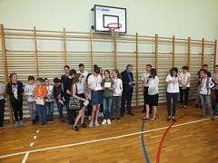 Wręczenie dyplomów za konkursy matematyczne, informatyczne, języka kaszubskiego w SP