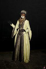 QUINTESSENZA VENEZIANA 2019 860 (aittouarsalain) Tags: venise venezia carnevale carnaval masque costume robe nuit chapeau