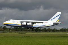 UR-82008  AN-124  Antonov Airlines (n707pm) Tags: ur82008 an124 antonov airport airplane aircraft transporter einn snn coclare ireland adb2760 antonovairlines 09062019 shannonairport cn19530501006 rineanna