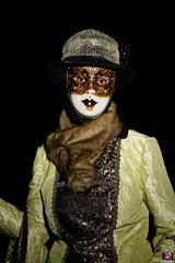 QUINTESSENZA VENEZIANA 2019 861 (aittouarsalain) Tags: venise venezia costume masque mask canaval carnavale chapeau