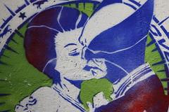 Kysset (dese) Tags: kyss kiss streetart gatekunst may10 2019 2 couple par thekiss kysset man woman to two thelovers lovers bacio baciare derkuss kuss ilbacio poljubac lebaiser baiser elbeso beso tongzoen toelskande elskande