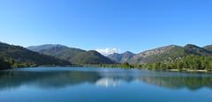 Lac du Broc (bernard.bonifassi) Tags: bb088 06 alpesmaritimes 2019 juin printemps canonpowershotsx60hs counteadenissa lac lacdubroc eau valléeduvar