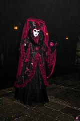 QUINTESSENZA VENEZIANA 2019 862 (aittouarsalain) Tags: venise venezia carnevale carnaval masque costume mask nuit