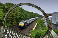 In The Loop (whosoever2) Tags: uk united kingdom gb great britain scotland nikon d7100 train railway railroad june 2019 scotrail hst class43 43036 inter7city arbroath 1b32 angus aberdeen edinburgh
