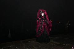 QUINTESSENZA VENEZIANA 2019 863 (aittouarsalain) Tags: venise venezia carnavale carnaval masque mask costume nuit lanterne quai