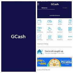 GCASH Cash in Instapay to banks (Rodel Flordeliz) Tags: gcash cashin instapaytobanks cashingcash banktransfer emoney globe gcashapp