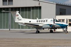 76-0164 (Andras Regos) Tags: aviation aircraft plane fly airport bud lhbp spotter spotting usaf usairforce military beechcraft c12 c12f b200c kingair