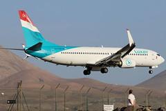 LX-LGU_03 (GH@BHD) Tags: lxlgu boeing 737 738 737800 b737 b738 luxair ace gcrr arrecifeairport arrecife lanzarote aircraft aviation airliner