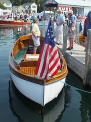 2014-08-09 29 (clarinetgirl) Tags: 2014 august 20140809 uppermichigan2014 lescheneauxislands antiqueboatshow hessel michigan matthews matthewsboatcompany 1910matthews