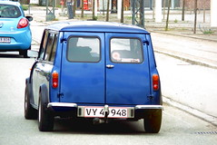 1977 MORRIS MASCOT CLUBMAN ESTATE VY40948 Danish market spec model (sms88aec) Tags: 1977 morris mascot clubman estate vy40948 still roads denmark