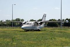 HA-YFD (Andras Regos) Tags: aviation aircraft plane fly airport bud lhbp spotter spotting base budapestaircraftservice let l410