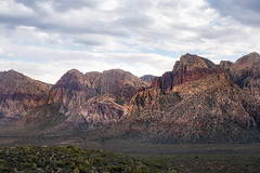 Red Rock Canyon (kderricotte) Tags: redrockcanyon nevada sony sonya7iii ilce7m3 sonyfe70200mmf4goss sel70200g mountain rock sky clouds