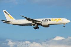 AeroLogic B777-FZN D-AALC (wapo84) Tags: bru ebbr b777 daalc aerologic