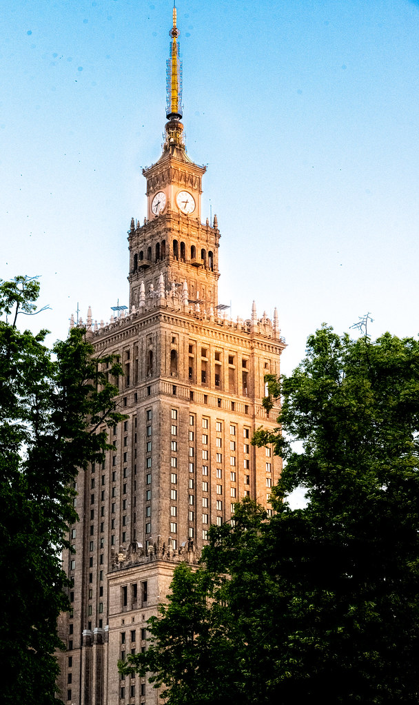 The World's Best Photos of tower and warsaw - Flickr Hive Mind