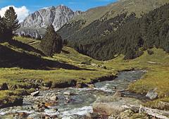Postkarte / Schweiz (micky the pixel) Tags: postkarte postcard ephemera schweiz suisse switzerland valscharl scuol kantongraubünden grischun landschaft landscape alpen alps engadin pizmadlain
