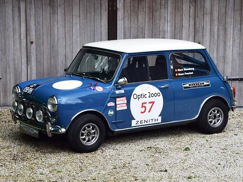 Austin Mini Mk1 Cooper S FIA (1967)