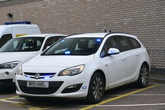 Unmarked Collision Investigation (S11 AUN) Tags: leicestershire leics police vauxhall astra sports tourer estate unmarked collision investigation unit ciu enquiries response car 999 emergency vehicle