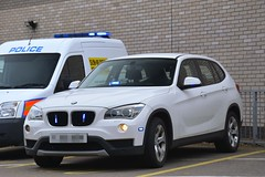 Unmarked Collision Investigation (S11 AUN) Tags: leicestershire leics police bmw x1 unmarked serious collision investigation unit sciu ciu video equipped traffic car rpu roads policing 999 emergency vehicle
