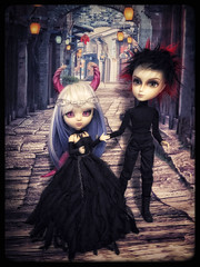 Look Who's Here (twilitize) Tags: adorable adventure art awesome beautiful beauty boy cool cute cutie camera dolls doll dolly dollphotography darling daring dark dollworld dollytime girl girls girly good groove gothic pop popular pullip pullips pullipphotography