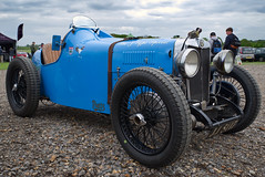 MG J Type Special (Nigel Musgrove-2.5 million views-thank you!) Tags: mg j type special jj 5117 shuttleworth season premiere old warden bedfordshire england 5 may 2019 vintage car racing blue british