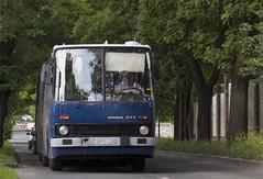 Spirit of Rákospalota (MHU823) Tags: ikarus busz budapest bkk bkv replacement matuzsálem gyros