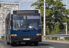 Pearl of Cinkota (MHU823) Tags: ikarus budapest bkk bkv busz zugló