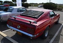 FORD Mustang Fastback Mach 1 (1ère génération) - 1969 (SASSAchris) Tags: ford mustang fastback mach1 voiture américaine us 10000 10000toursducastellet tours castellet circuit ricard httt htttcircuitpaulricard htttcircuitducastellet musclecar