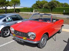 PEUGEOT 204 Cabriolet - 1966 (SASSAchris) Tags: peugeot 204 cabriolet castellet circuit ricard httt htttcircuitpaulricard htttcircuitducastellet 10000 tours 10000toursducastellet lion sochaux voiture française