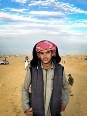 A bedouin guy participating in camel international race, ismailia-egypt #camel #portrait #egypt #mobilephotography #liveloveegypt #visitegypt (Ahmed.Youssef) Tags: camel portrait egypt mobilephotography liveloveegypt visitegypt
