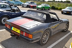 TVR S - 1986 (SASSAchris) Tags: tvr s voiture anglaise auto castellet circuit cabriolet httt htttcircuitpaulricard htttcircuitducastellet ricard 10000 tours 10000toursducastellet