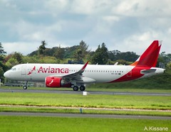 AVIANCA A320Neo PR-OBI (Adrian.Kissane) Tags: airliner outdoors sky jet airbus aircraft plane shannonairport 7514 662019 a320 probi shannon avianca