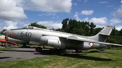 L'autre Vautour (ƒliçkrwåy) Tags: sncaso sud vautour vautouriib 640 toulouse blagnac museum military aircraft aviation preserved french airforce larmeedelair