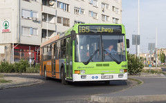 Parrot (MHU823) Tags: ikarus budapest bkk bkv kőbánya papagáj busz