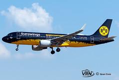 D-AIZR_3 (Varani Ennio1) Tags: eurowings a320 verona cgn colgnebonn germany borussiadortmund aeroportidelgarda avgeek speciallivery lipx catulloairport catulloverona italiavola italiavolanews vrn vrnplanespottersgroup