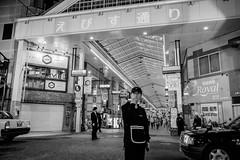 Hiroshima - Nagarekawa (-dow-) Tags: monochrome japan hiroshima 日本 fujifilm giappone x70 広島 nagarekawa